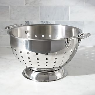 All-Clad ® 5-Qt. Stainless Steel Colander