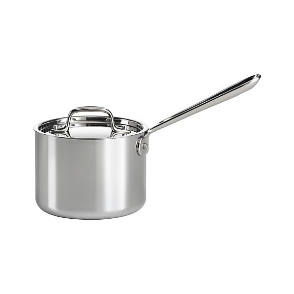 all-clad beginnings. By including all-clad in your wedding registry, you've inspired familly and friends to purchase gifts of our handcrafted cookware.