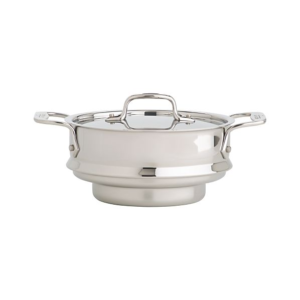 All-Clad ® All-Purpose Steamer with Lid