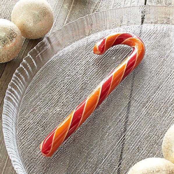 Blood Orange Candy Cane