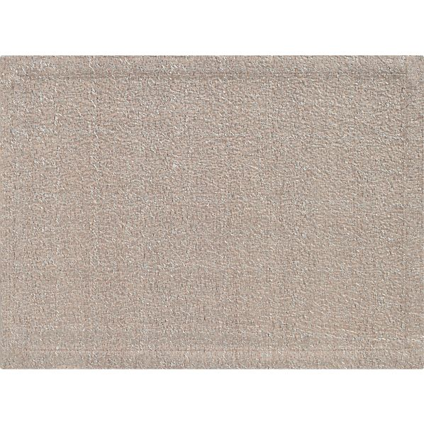 Allegro Silver Placemat