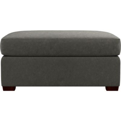 Allerton Double Wide Storage Ottoman