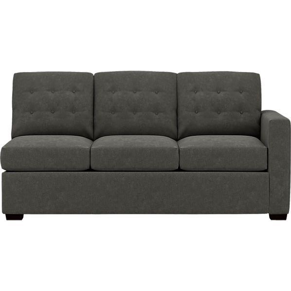 Allerton Left Arm Sectional Queen Sleeper Sofa