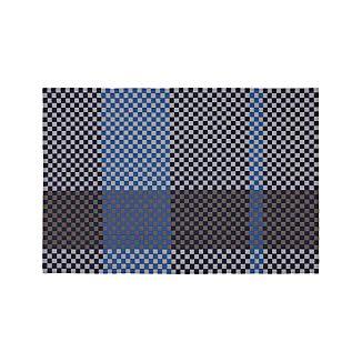 Allta Blue Indoor/Outdoor 4'x6' Rug