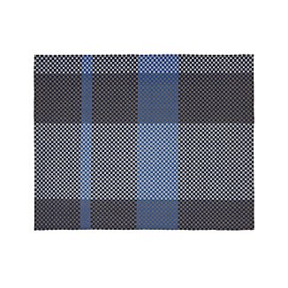 Allta Blue Indoor/Outdoor 8'x10' Rug