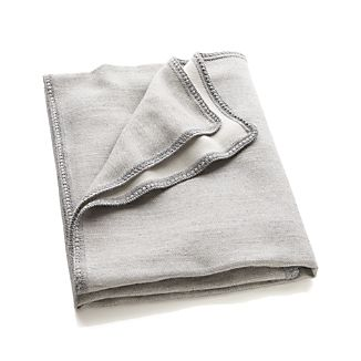 Alpaca Dove Grey Throw