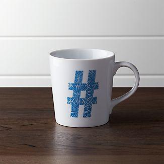 Alphabet # Mug