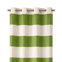 "Alston Green 50""x84"" Curtain Panel"
