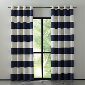 Alston Ivory/Midnight Curtains