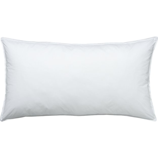 Hypoallergenic Down Alternative King Pillow