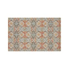 Alvarez Garden Wool-Blend 5'x8' Rug