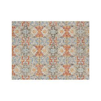 Alvarez Garden Wool-Blend 9'x12' Rug