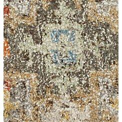"""Alvarez Garden Wool-Blend 12""""x18"""" Rug Swatch."""