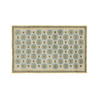 Alvy Spring Wool-Blend 5'x8' Rug