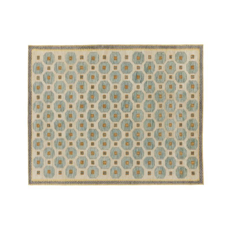 Alvy Spring Wool-Blend 8'x10' Rug