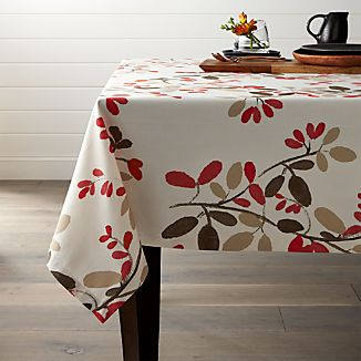 "Amelia 90"" Round Tablecloth"