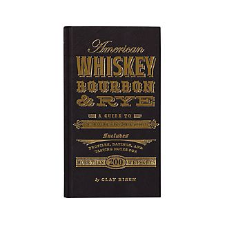 American Whiskeys, Bourbon and Rye Book