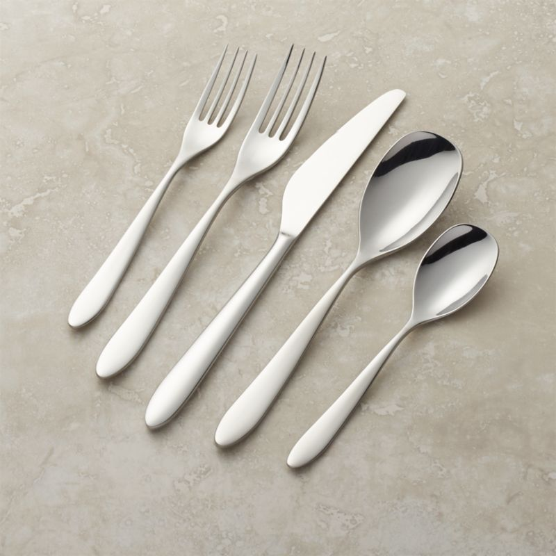 Amherst 5-Piece Flatware Place Setting