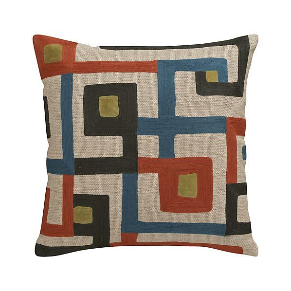 """Ammara 18"""" Pillow"""