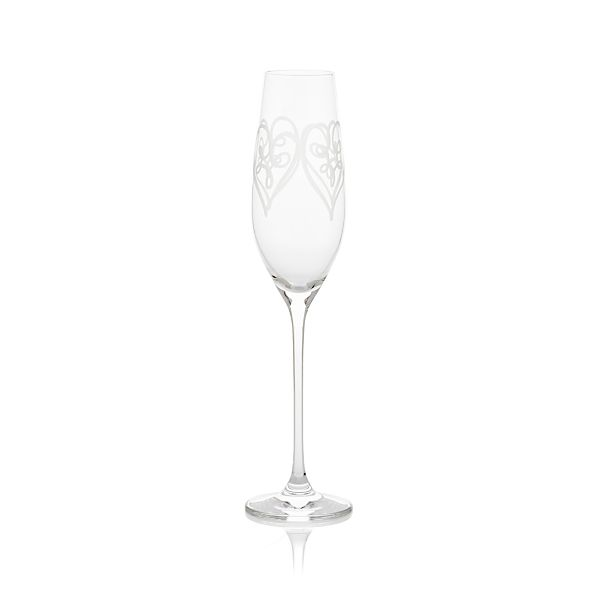 Amour Champagne Glass