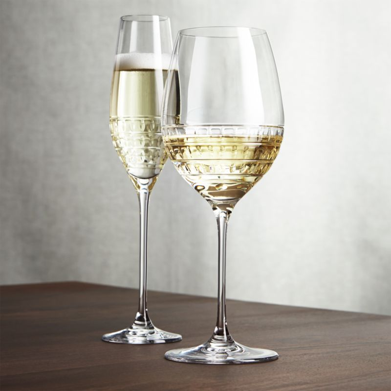 Ana Wine Glasses Crate And Barrel