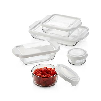 Anchor Hocking ® Bake and Store 10-Piece Set
