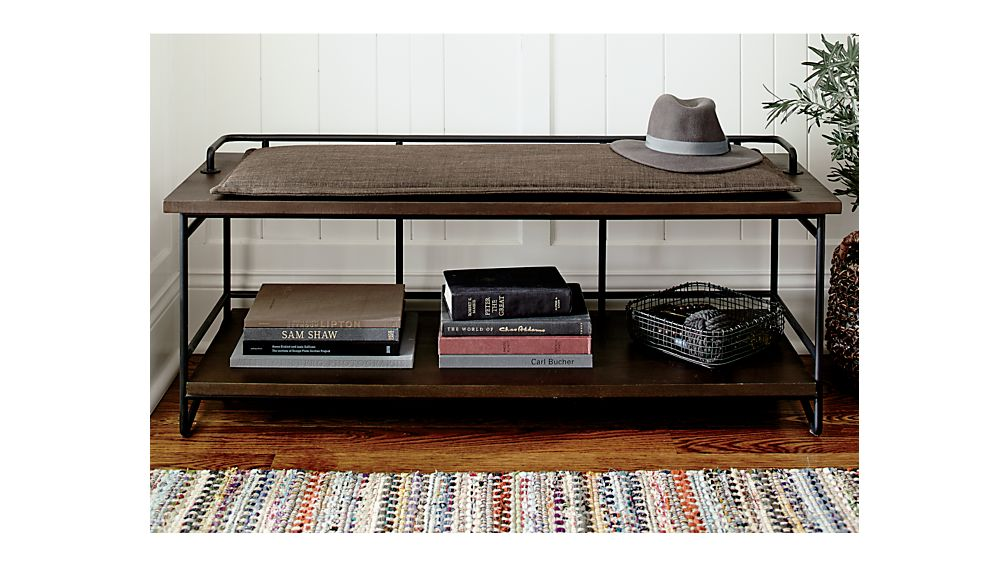 Andes Entry Bench Crate And Barrel