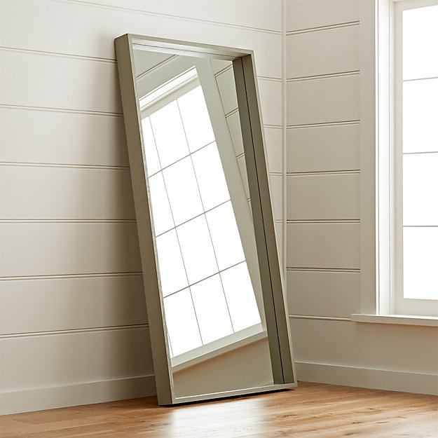 Andover Floor Mirror Crate And Barrel