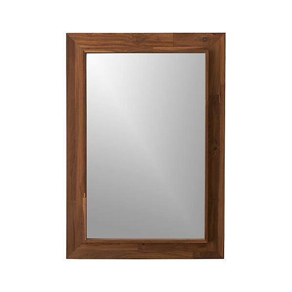 Anibal Rectangular Wall Mirror