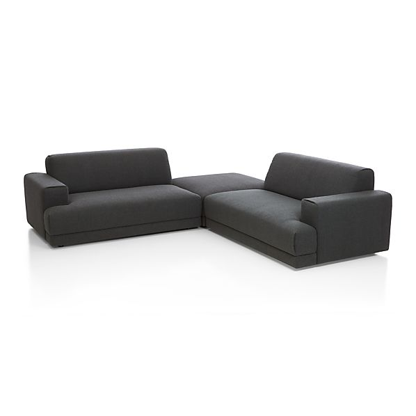 Annexe 3-Piece Sectional Sofa