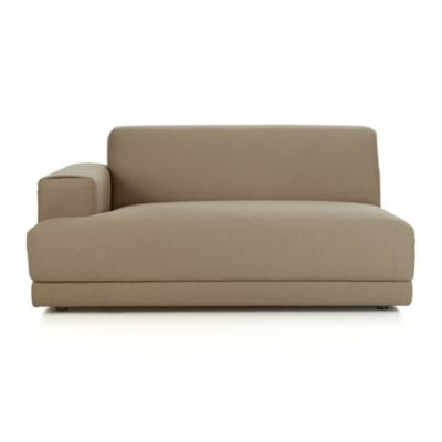 Annexe Left Arm Sectional Loveseat