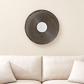 Annisa Round Wall Mirror