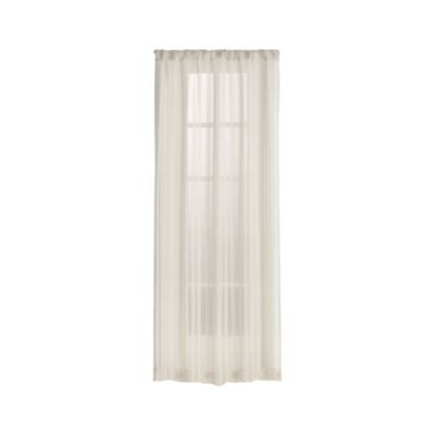 Antonia Sheer 50x108 Curtain Panel