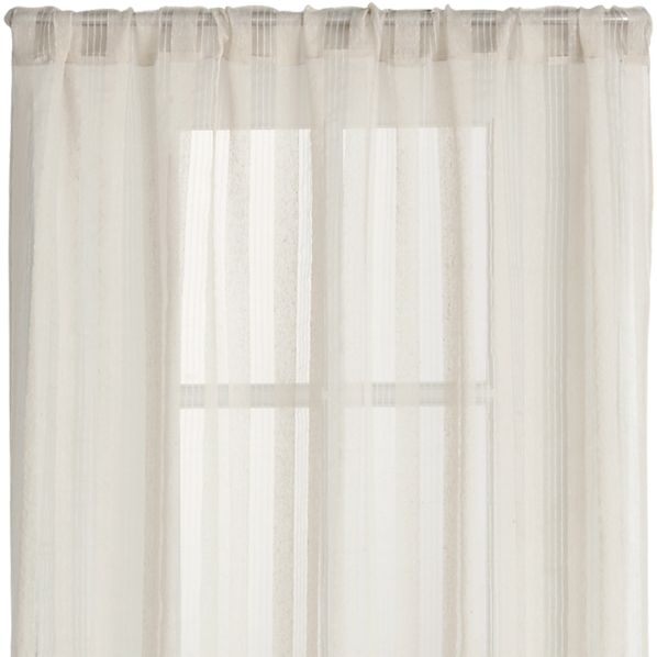 Antonia Sheer 50x84 Curtain Panel
