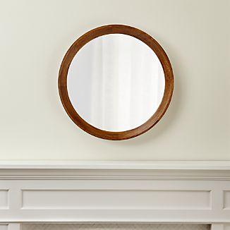 Anurhada Round Wall Mirror