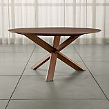 "Apex 64"" Round Dining Table"