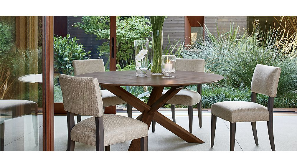 """Apex 64"""" Round Dining Table"""
