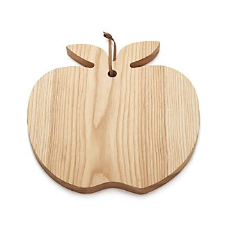 Apple Oak Cutting Board