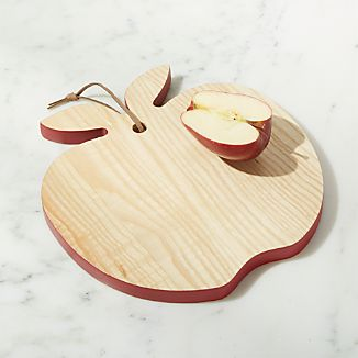 Apple Cutting Board