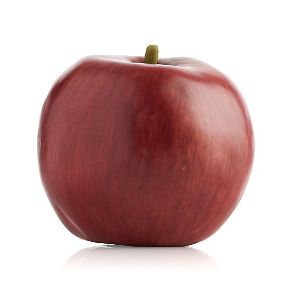 Artificial Apple Fruit