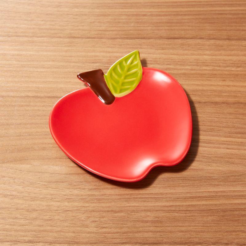 Apple Spoon Rest