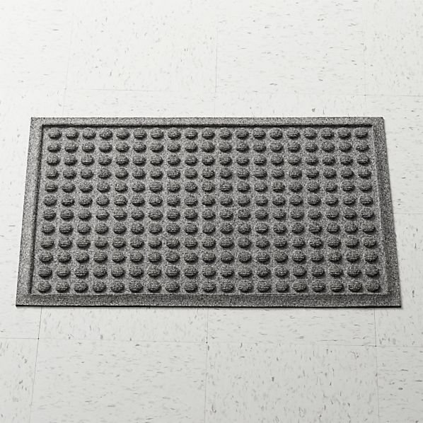 Thirsty Dots ™ Stone Apartment Floor Mat