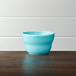 """Aqua 4"""" Bowl"""