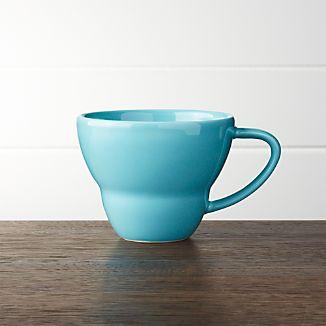 Aqua 10 oz. Mug