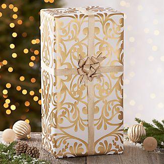 Arabesque Gift Wrap