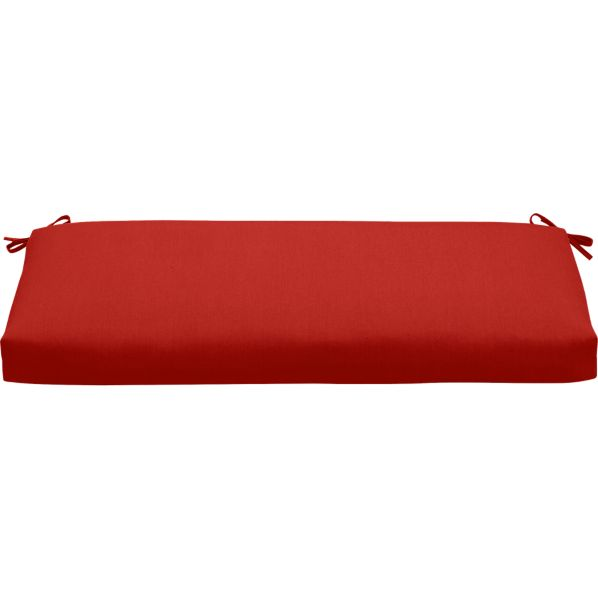 Arbor Sunbrella ® Caliente Garden Bench Cushion