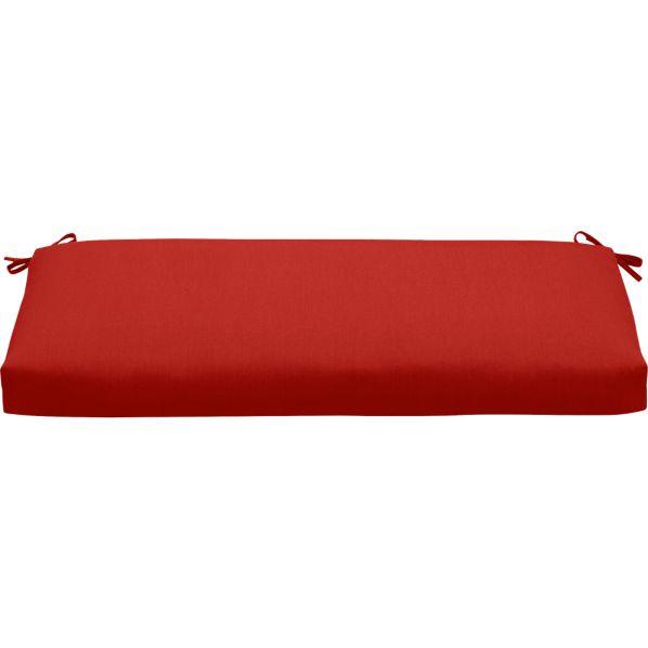 Arbor Sunbrella ® Caliente Garden Bench Cushion