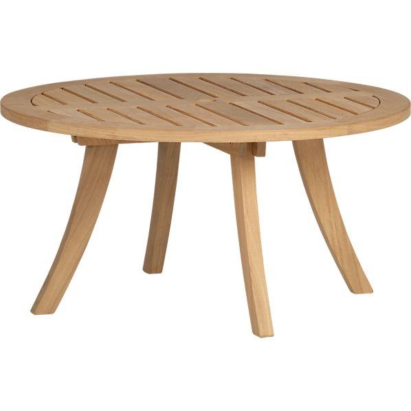 Arbor Round Coffee Table