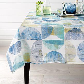"Arc 60""x90"" Tablecloth"