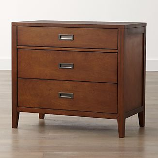 Arch Tea 3-Drawer Chest